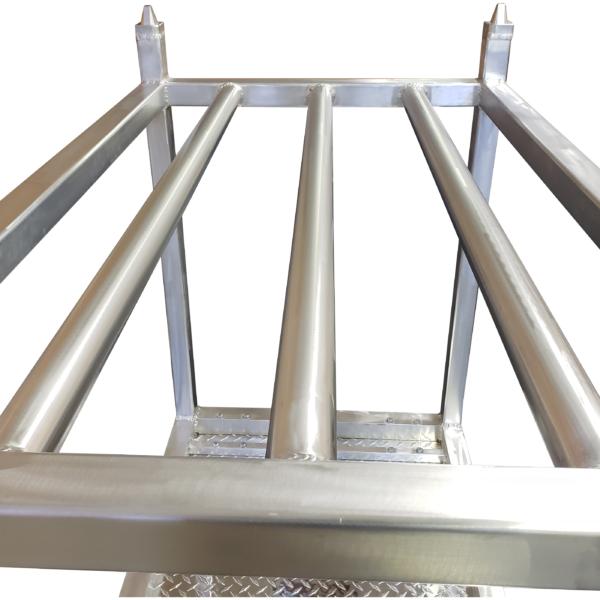 Meat Rack - Rail View